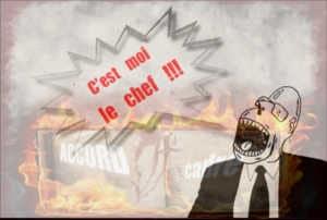 Dysfonctionnement de la CDS au Cirad à la Réunion.